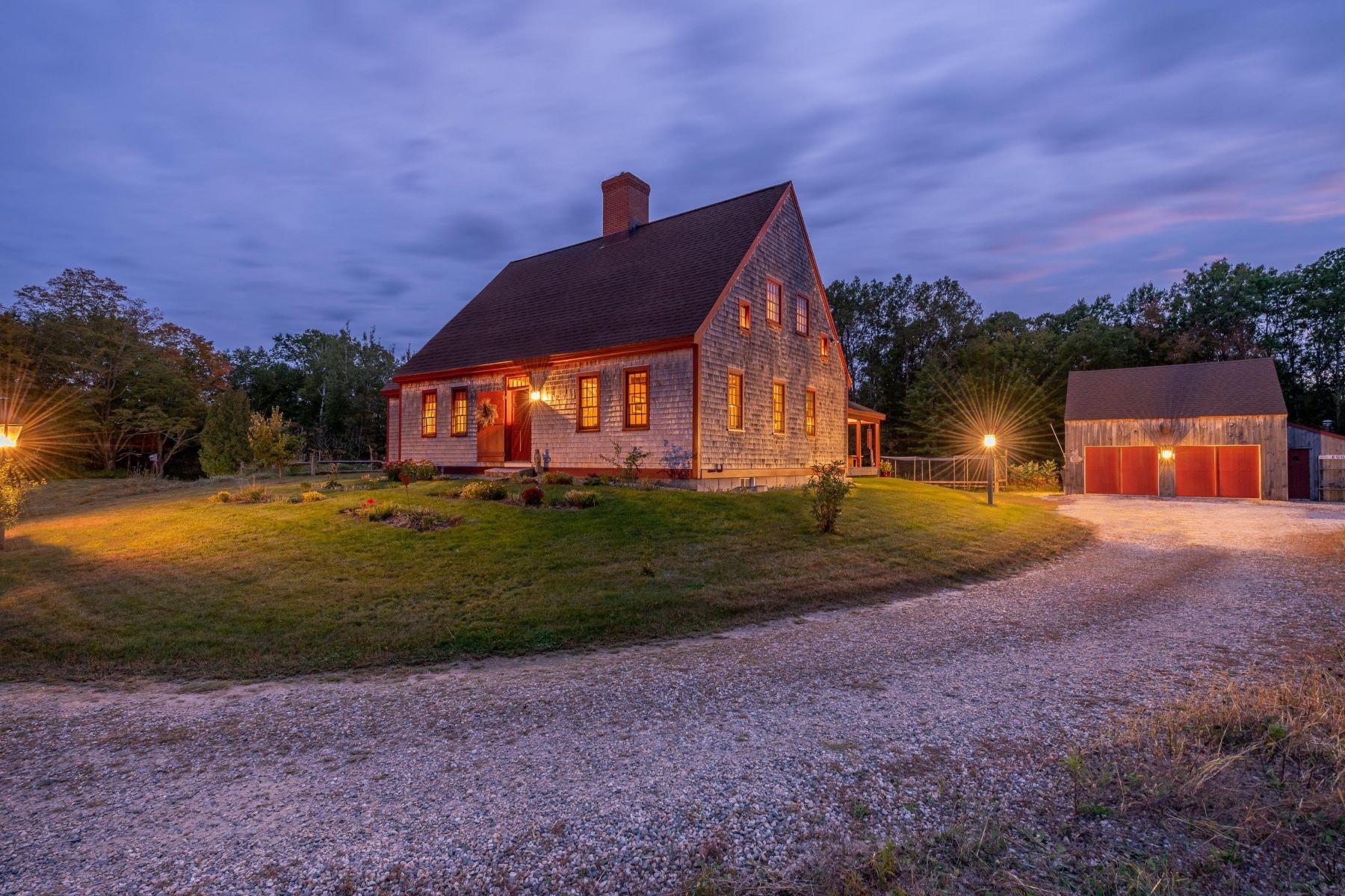 Single Family Homes voor Verkoop op Kennebunk, Maine 04043 Verenigde Staten