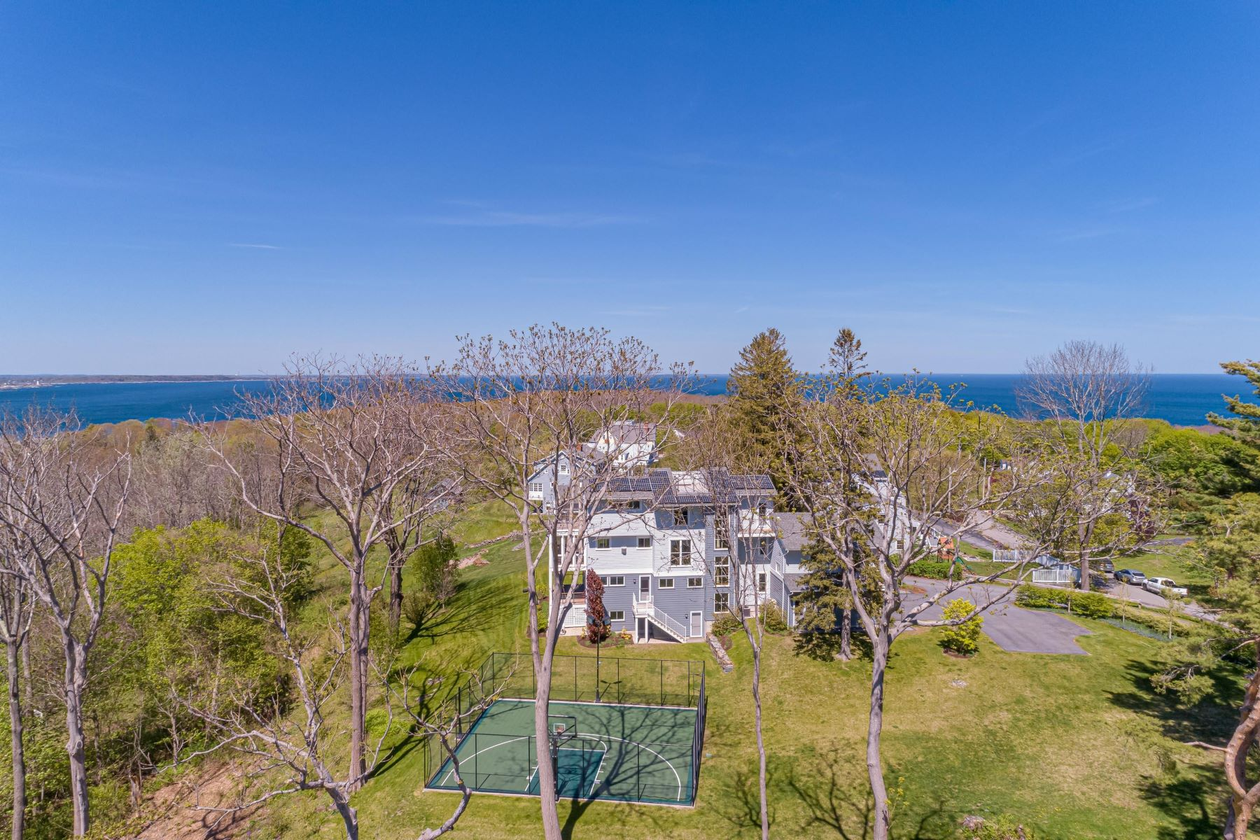 Single Family Homes for Sale at 11 Overlook Lane Cape Elizabeth, Maine 04107 United States