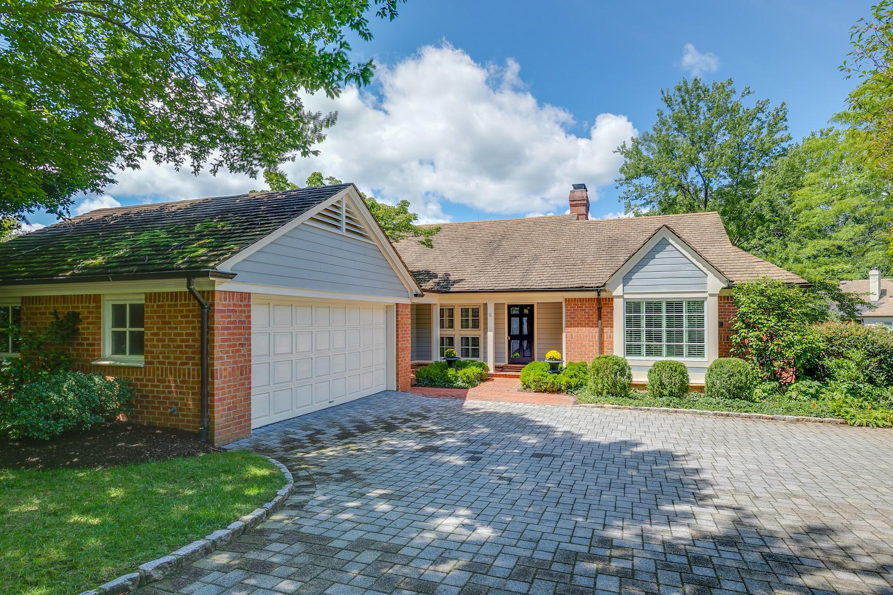 townhouses pour l Vente à 6 Ellensview Court Richmond, Virginia 23226 États-Unis