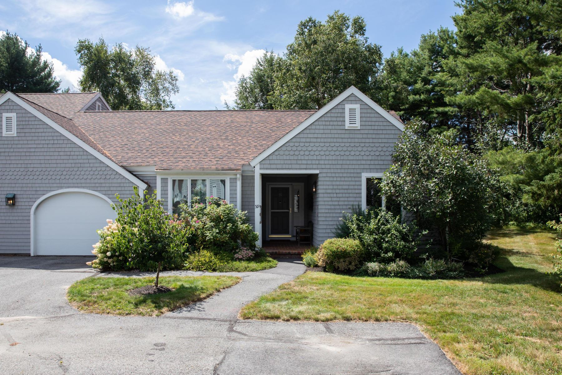 Condominiums for Active at 59 Blueberry Cove, 59 Yarmouth, Maine 04096 United States