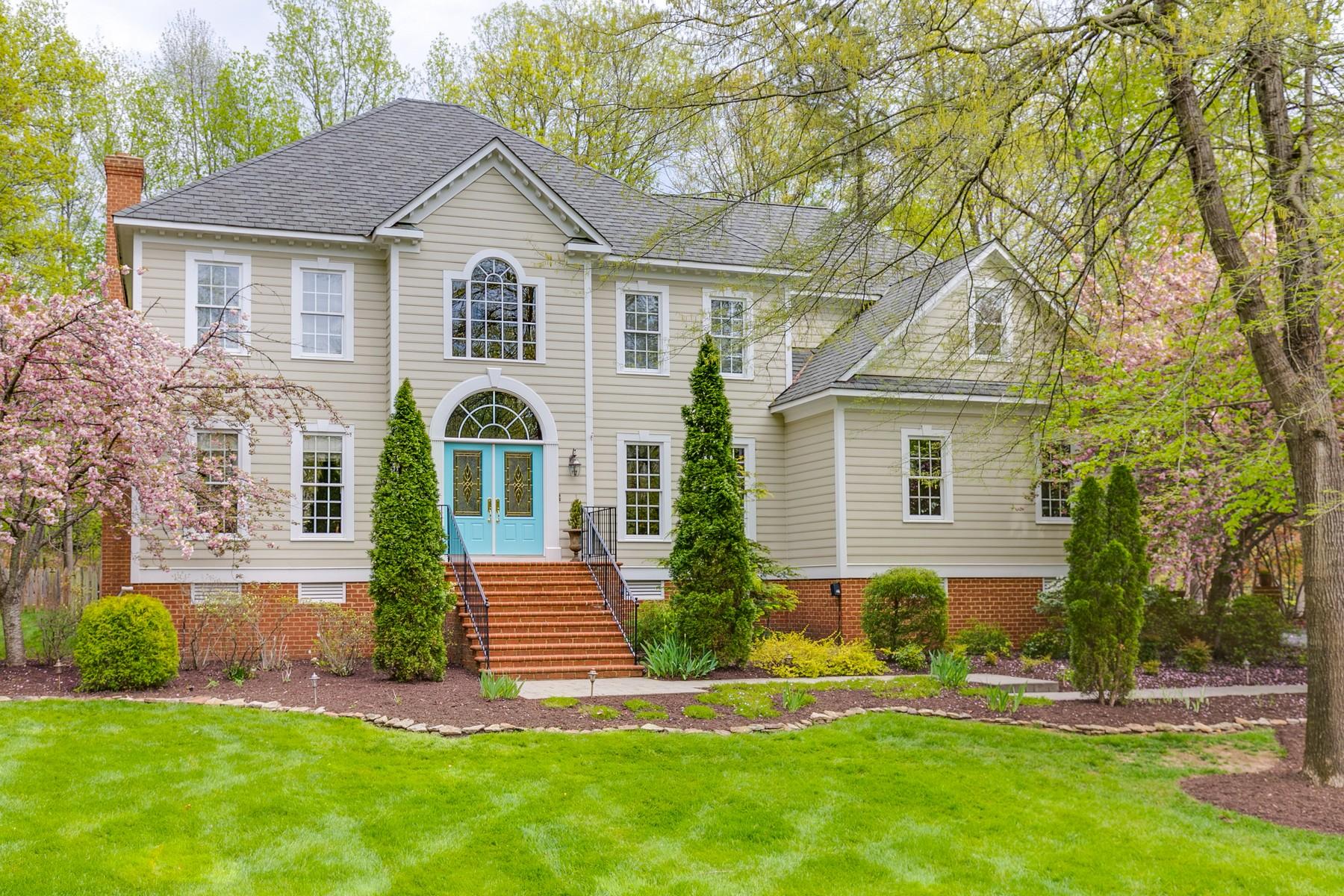 Single Family Homes للـ Sale في Midlothian, Virginia 23113 United States