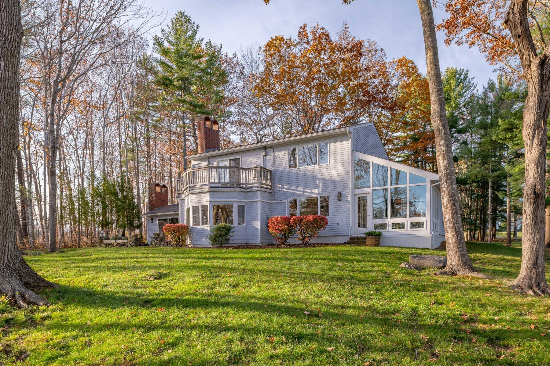 Single Family Homes for Sale at 91 Eastward On The Ocean Rockport, Maine 04856 United States