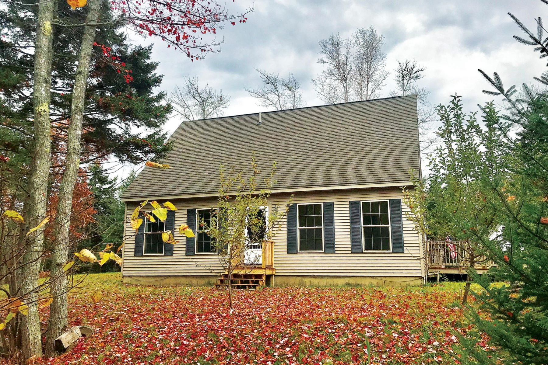 Single Family Homes por un Venta en 46 Murphy Road Boothbay, Maine 04537 Estados Unidos