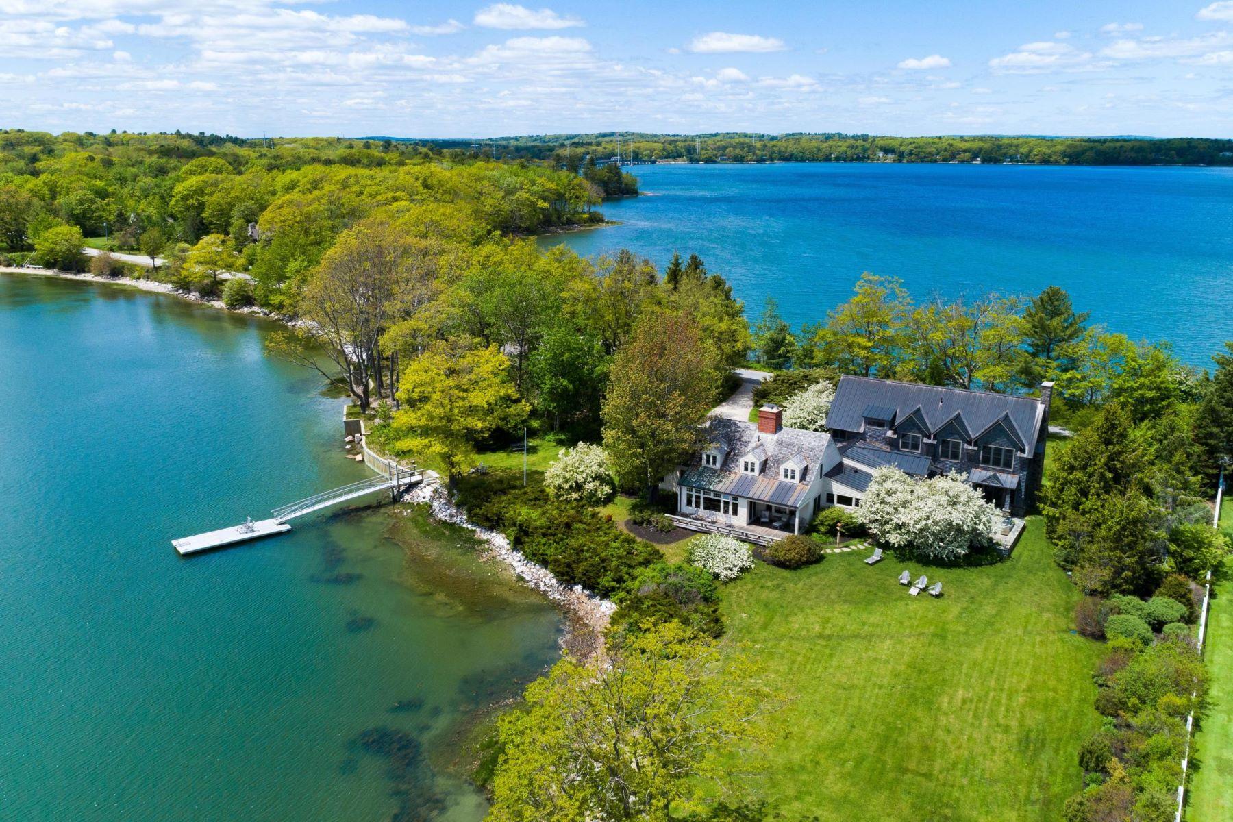 Single Family Homes por un Venta en 337 Sea Meadows Lane Yarmouth, Maine 04096 Estados Unidos
