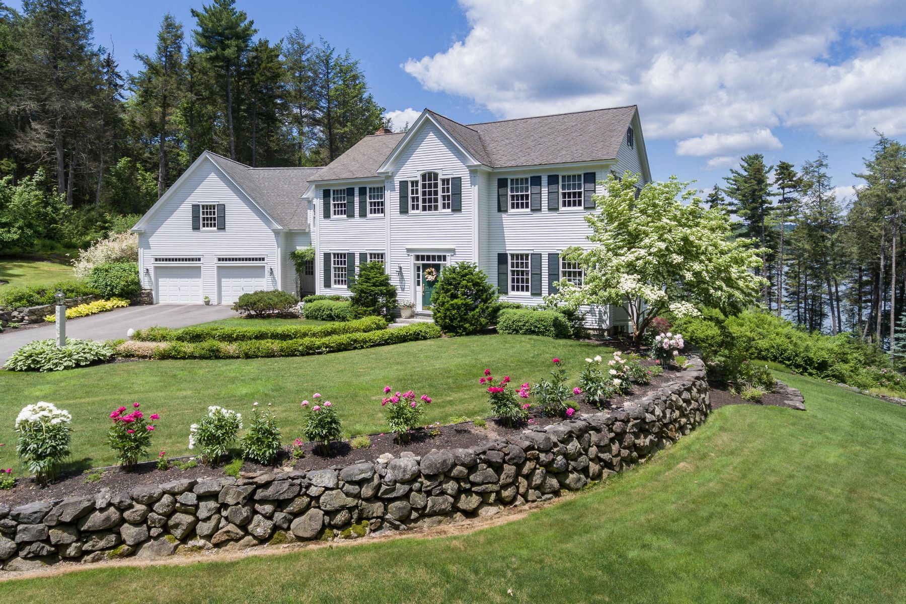 Single Family Homes for Sale at 33 Gaul Drive South Bristol, Maine 04573 United States
