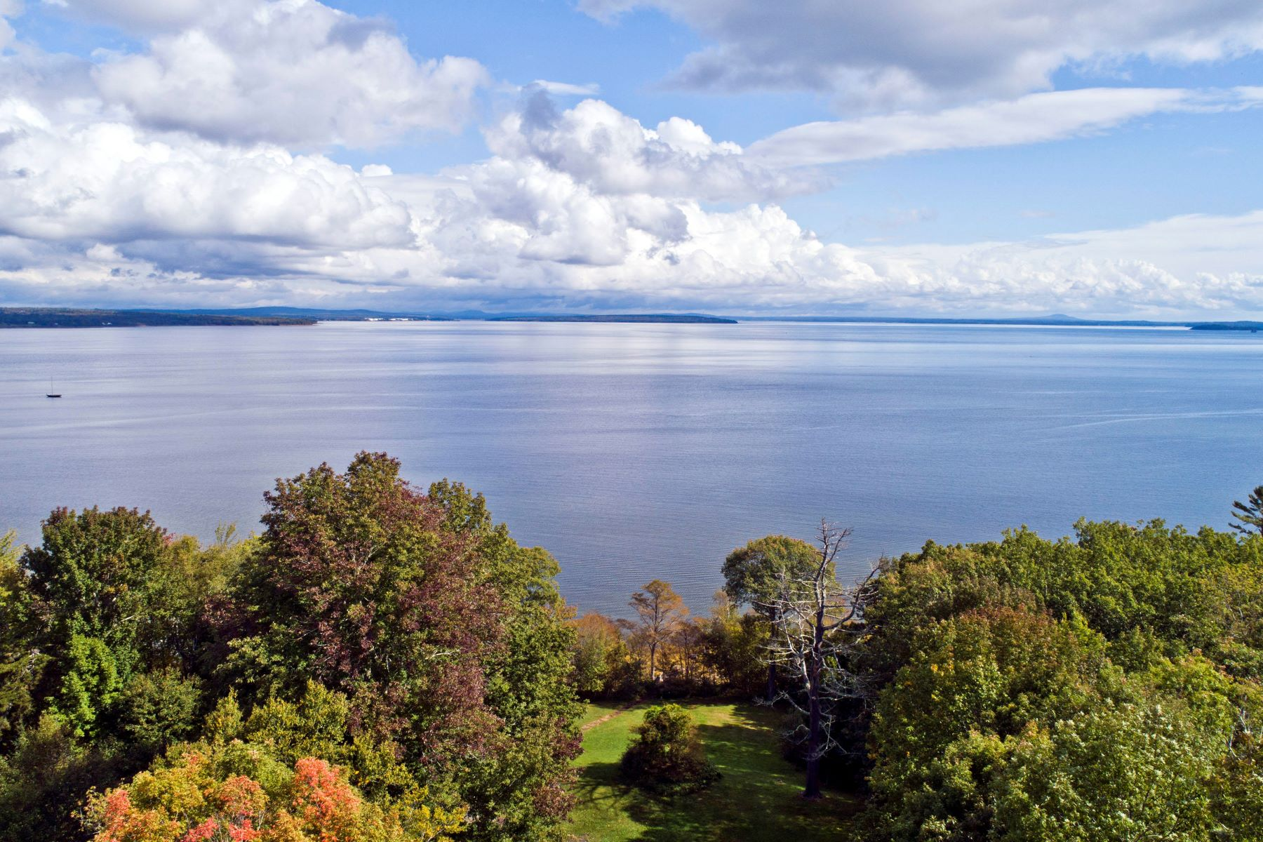 Single Family Homes for Sale at 1406 Atlantic Highway Northport, Maine 04849 United States