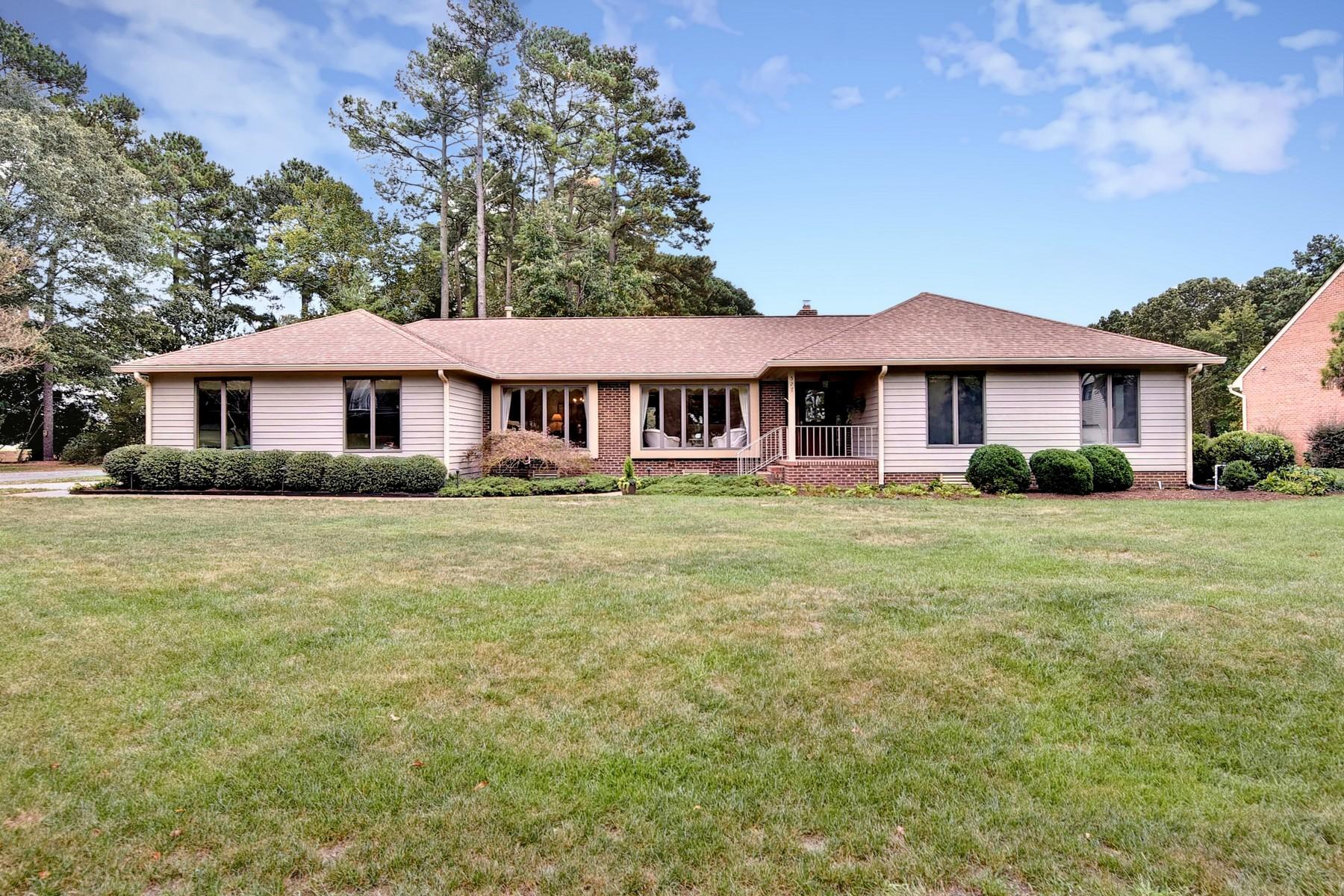 Single Family Homes por un Venta en 527 Thomas Bransby Williamsburg, Virginia 23185 Estados Unidos