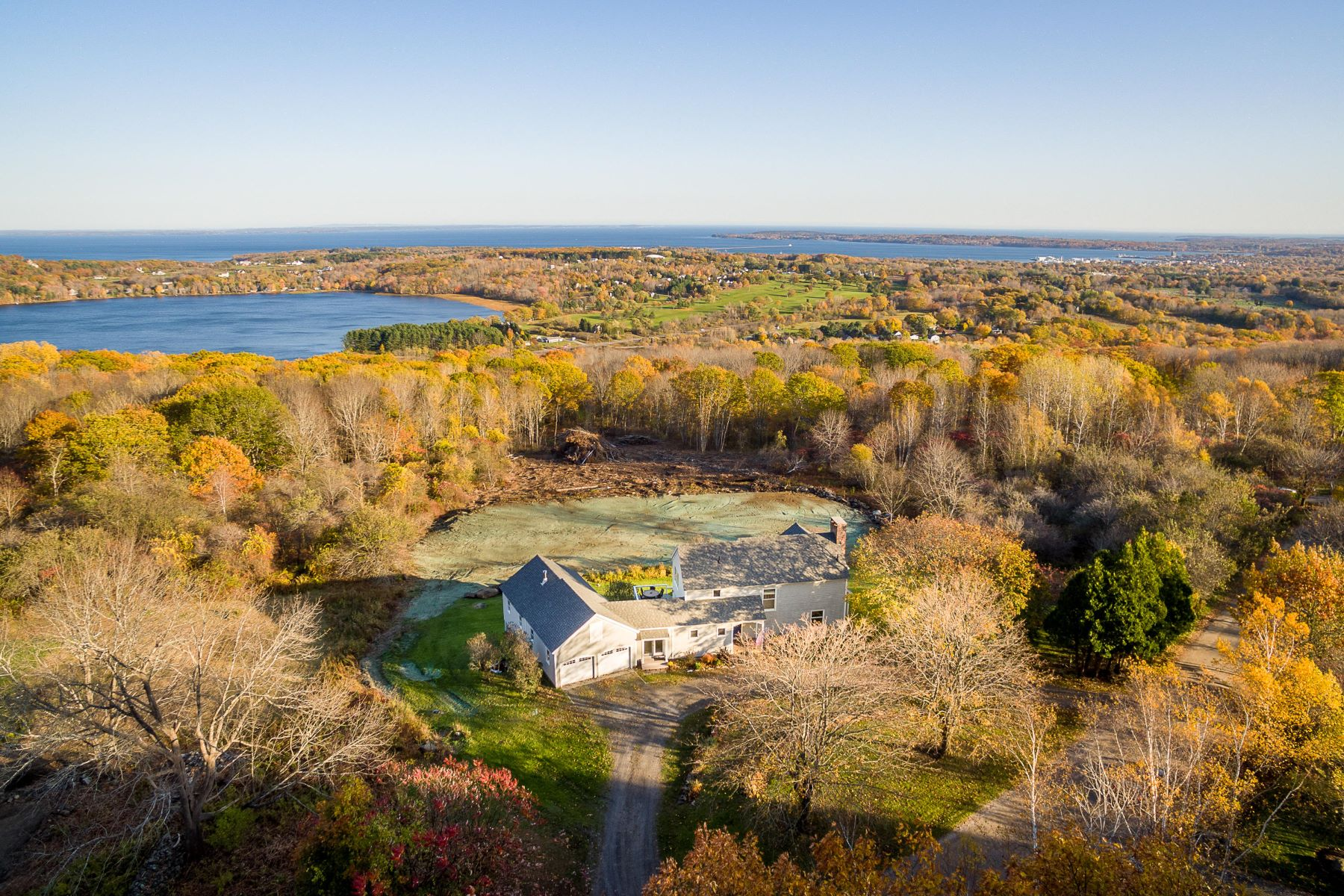 Single Family Homes for Active at 22 Dodge Mountain Road Rockland, Maine 04841 United States