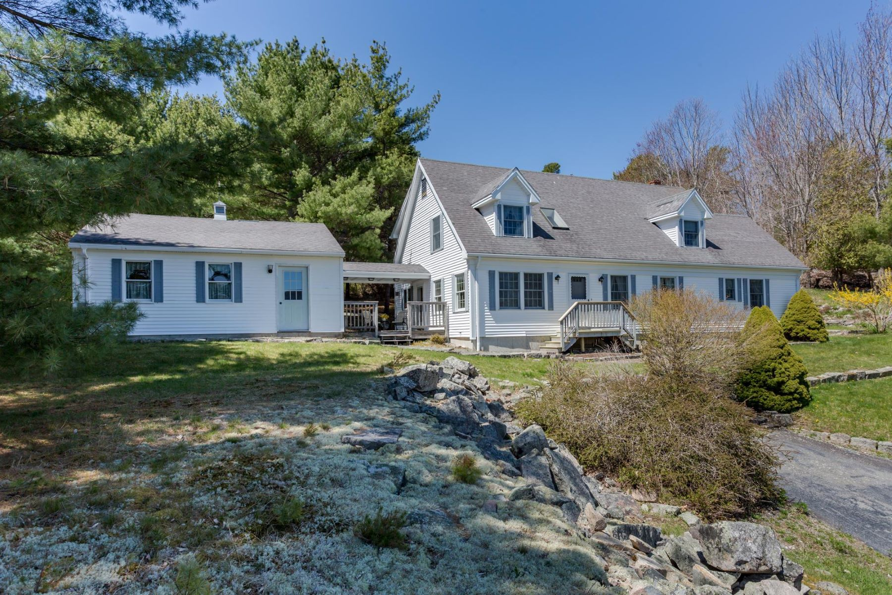 Single Family Homes for Sale at 105 Hall Quarry Road Mount Desert, Maine 04660 United States