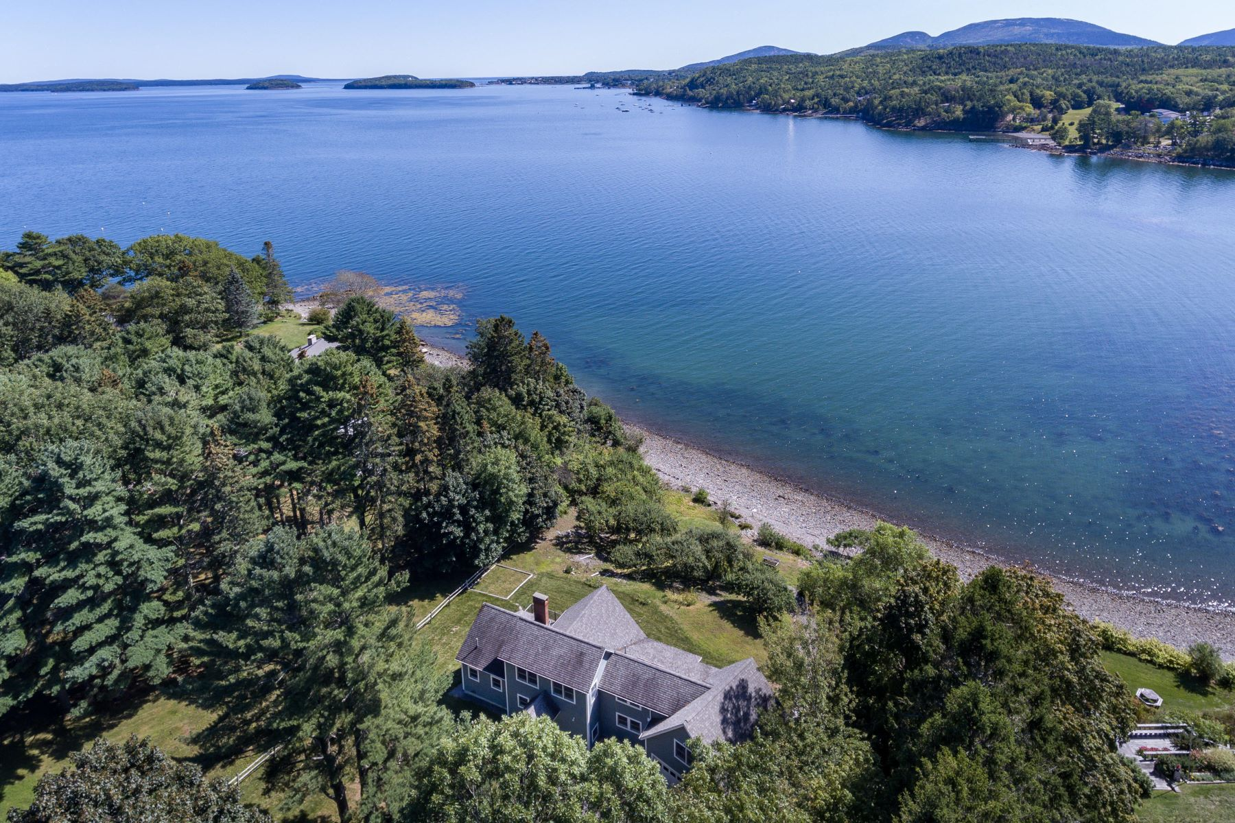 Single Family Homes for Sale at 9 Lookout Point Road Bar Harbor, Maine 04609 United States