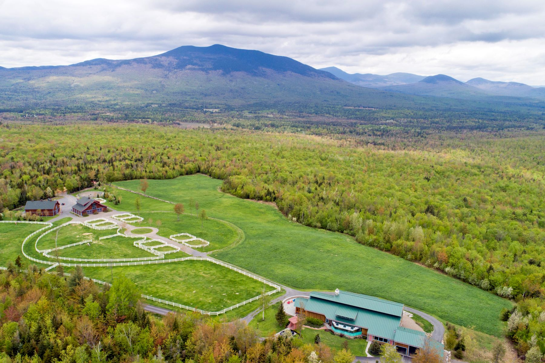 Single Family Homes for Sale at Windledge Farm 402 Baker Hill Road Freeman Twp, Maine 04983 United States