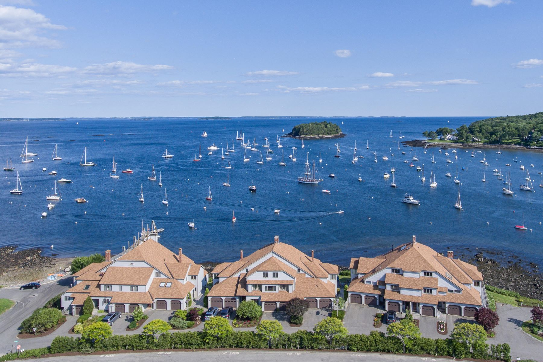 Condominiums for Active at 13 Ocean Way 13 Camden, Maine 04843 United States