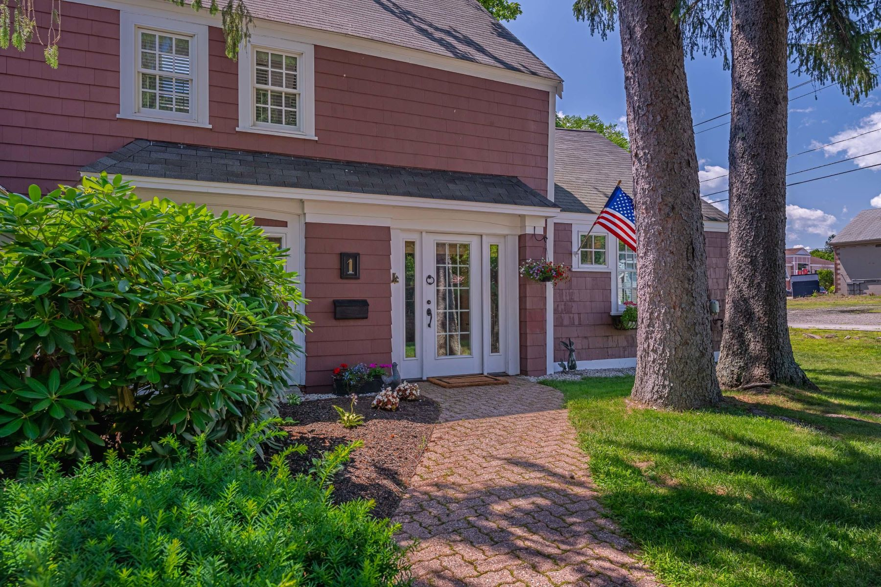 Condominiums for Sale at 5 Nason's Court 1 and 2, Kennebunk, Maine 04043 United States