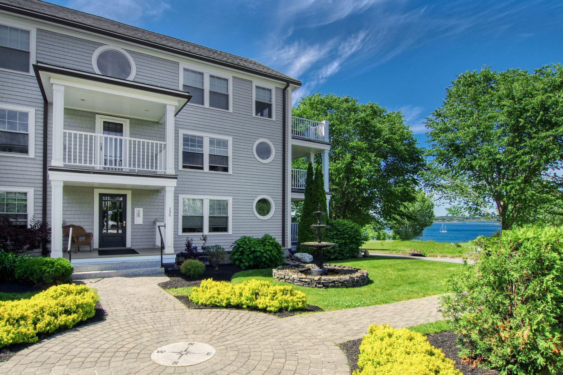 Condominiums for Sale at 236 Eastern Promenade B-3 Portland, Maine 04101 United States