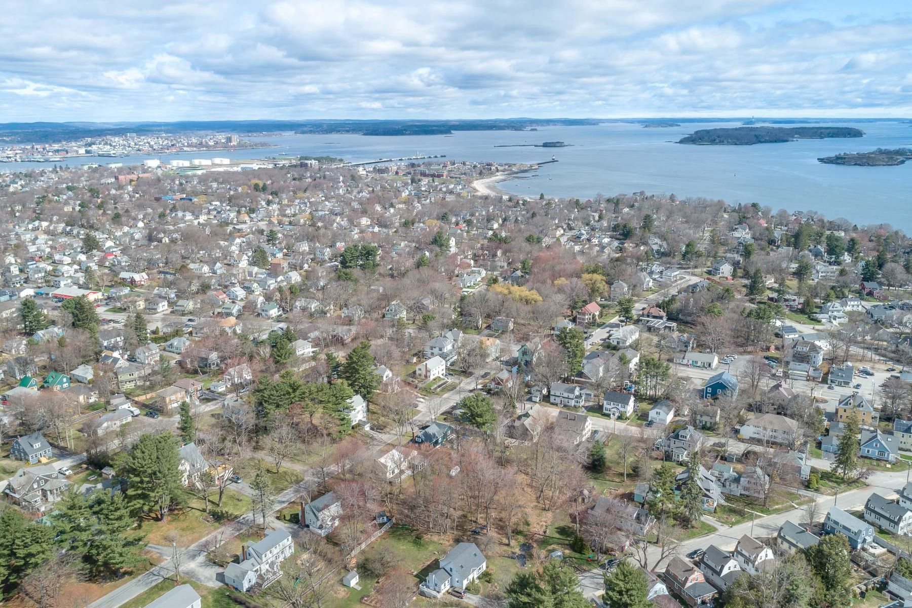 Land for Active at 28 Woodland Road Cape Elizabeth, Maine 04107 United States