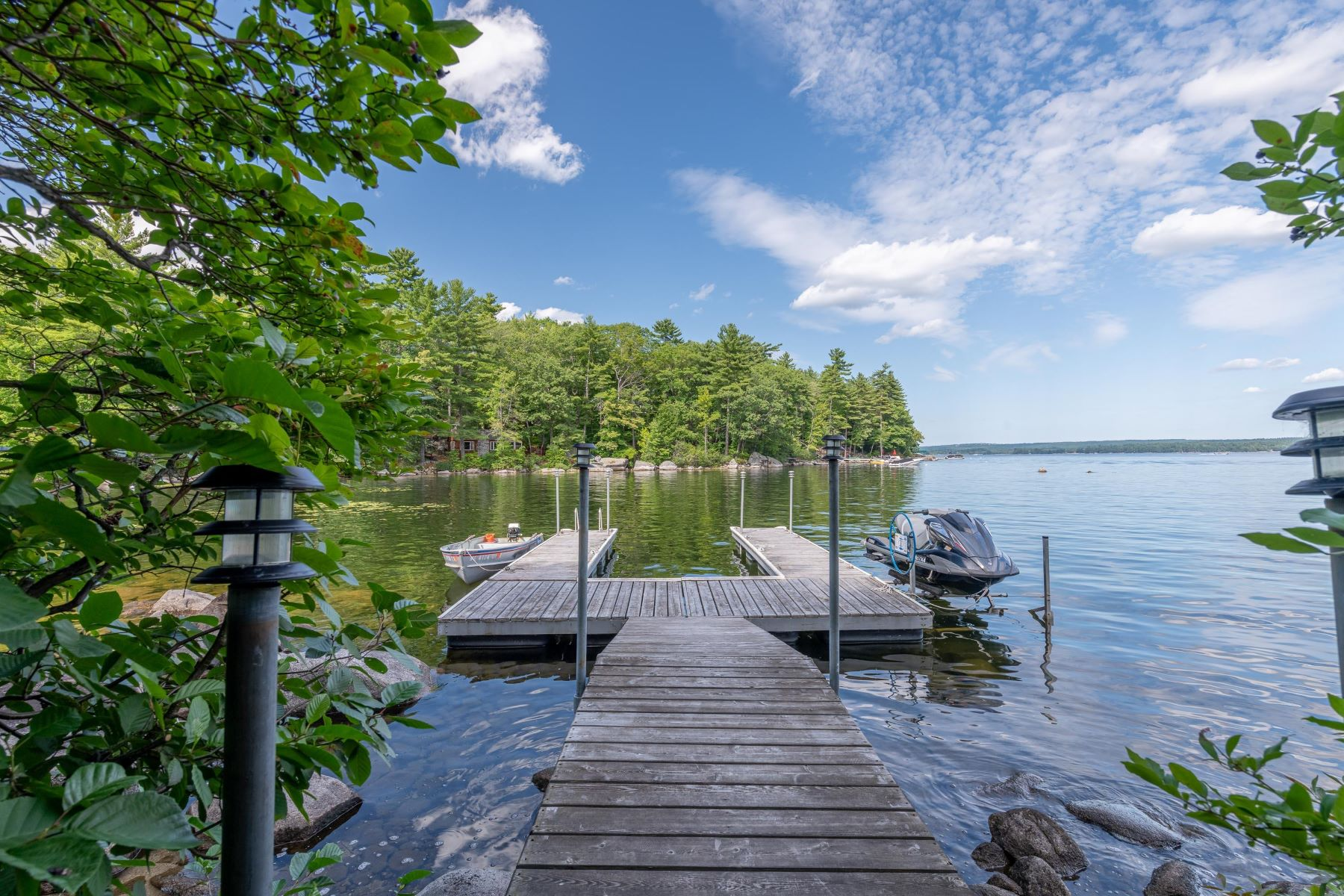 Single Family Homes for Sale at 1 Day Road Raymond, Maine 04071 United States
