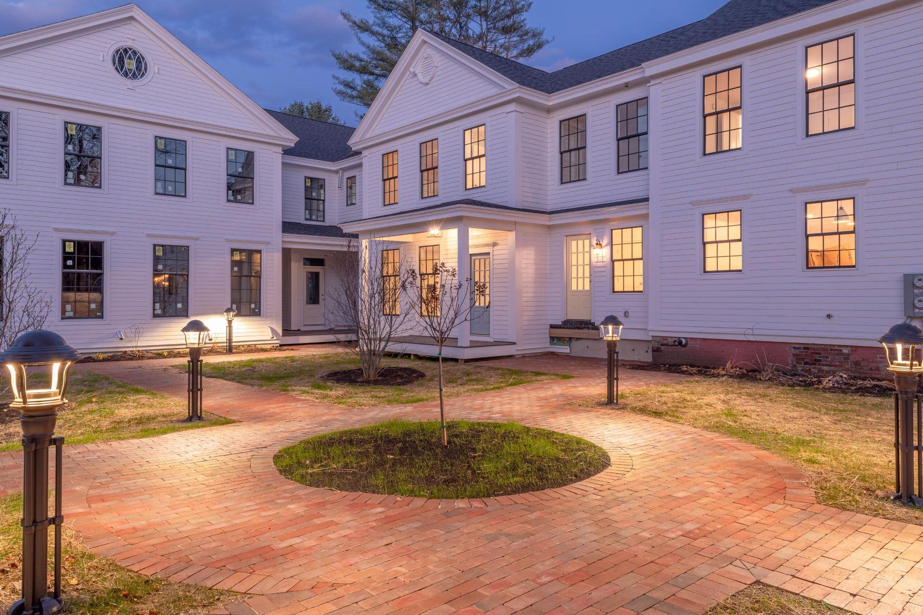 Condominiums por un Venta en 149 Main Street 10 Yarmouth, Maine 04096 Estados Unidos