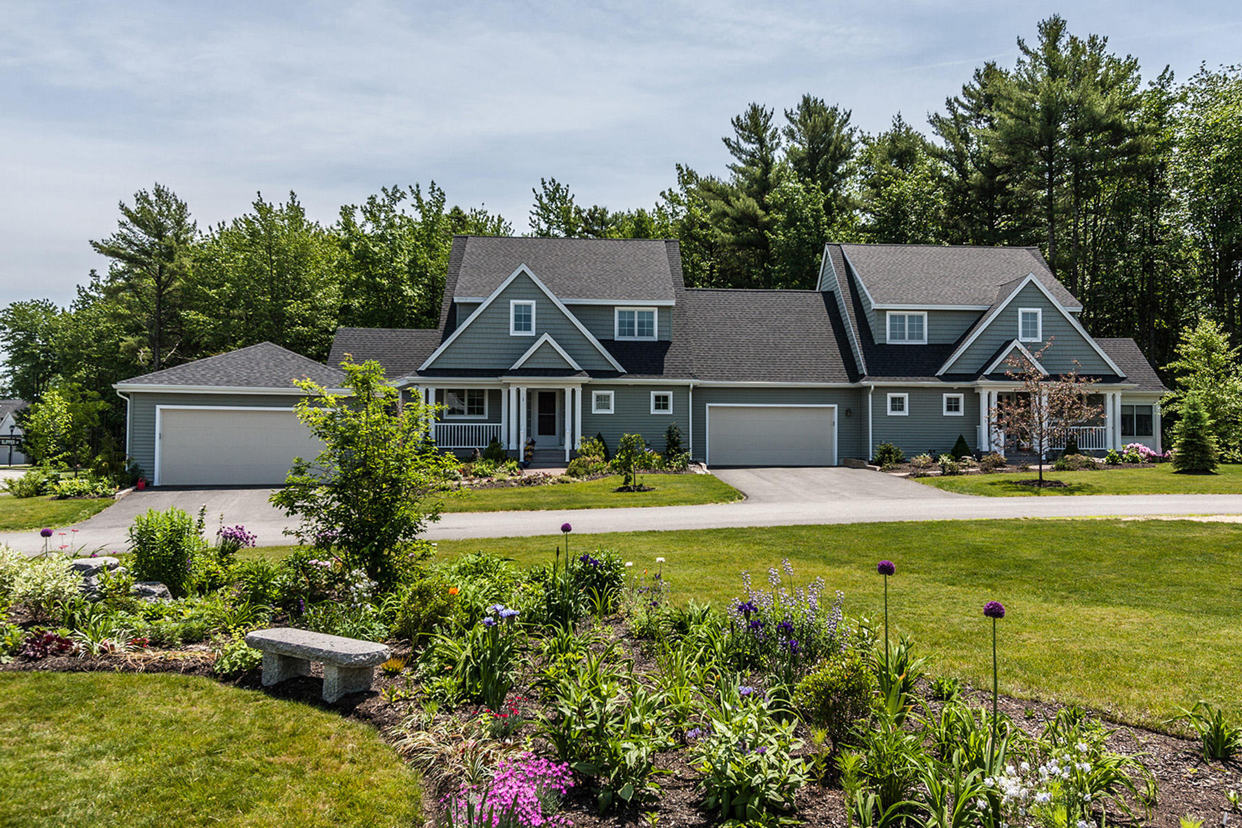 Condominiums for Active at 1 Bog Rosemary Way 73 Brunswick, Maine 04011 United States