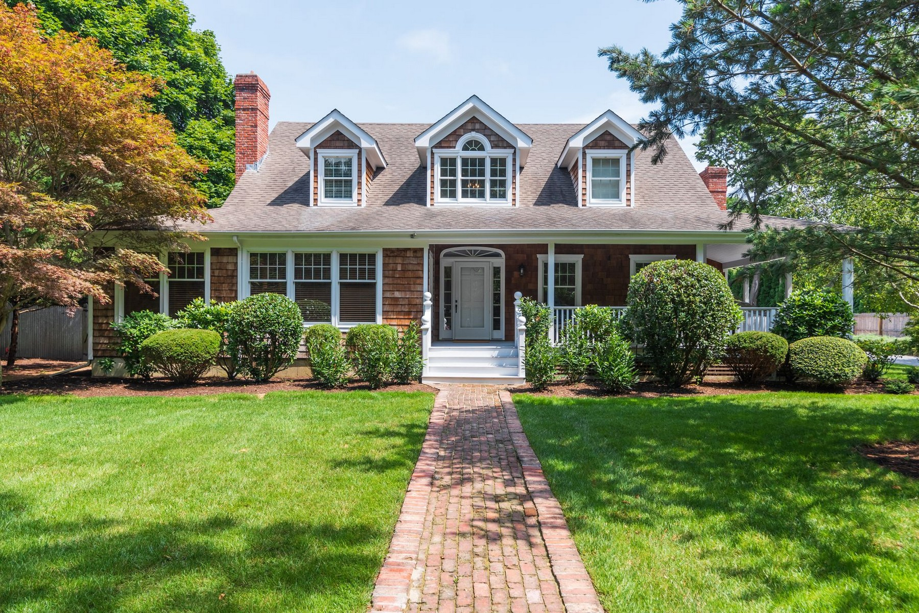Single Family Homes for Sale at Bellport Village 68 South Country Rd Bellport, New York 11713 United States