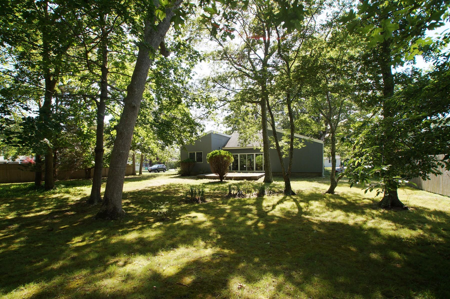 Single Family Homes för Försäljning vid E. Quogue 21 Landing Ln, East Quogue, New York 11942 Förenta staterna