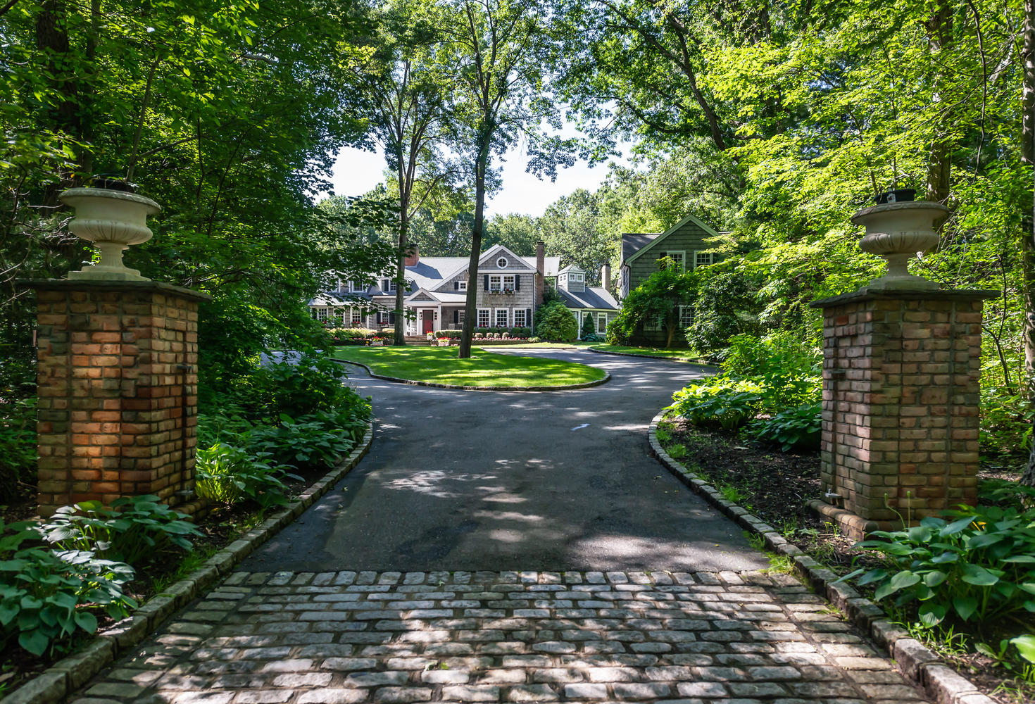 Single Family Homes for Sale at Laurel Hollow 1240 Moores Hill Road Laurel Hollow, New York 11791 United States
