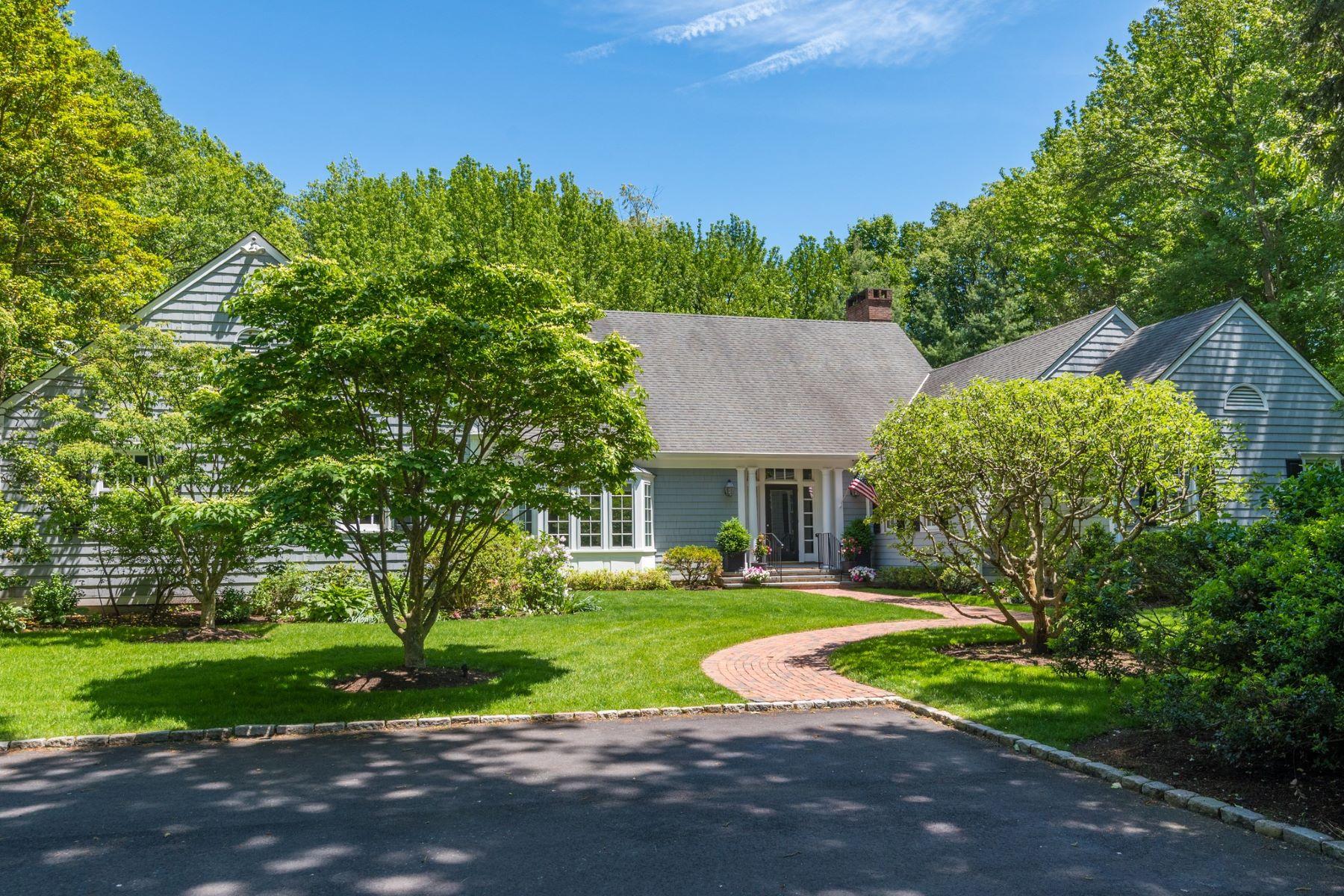 Single Family Homes för Försäljning vid Glen Cove 35 Matinecock Farms Rd, Glen Cove, New York 11542 Förenta staterna