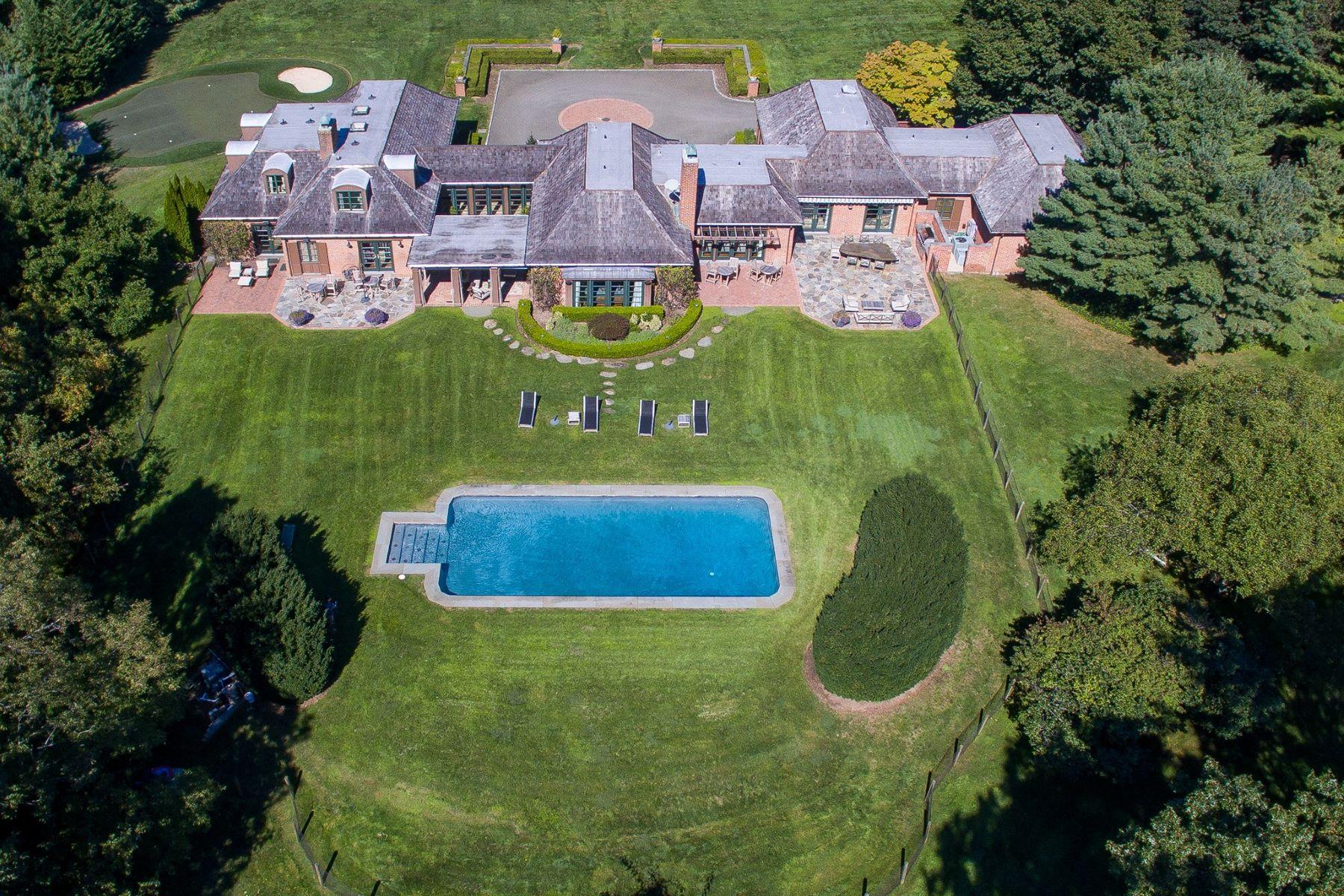 Single Family Homes för Försäljning vid Mill Neck 150 Horseshoe Rd, Mill Neck, New York 11765 Förenta staterna