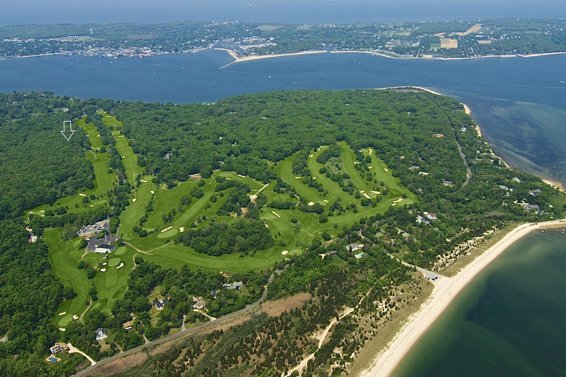 Land for Sale at Shelter Island 7 Dering Woods Road Shelter Island, New York 11964 United States