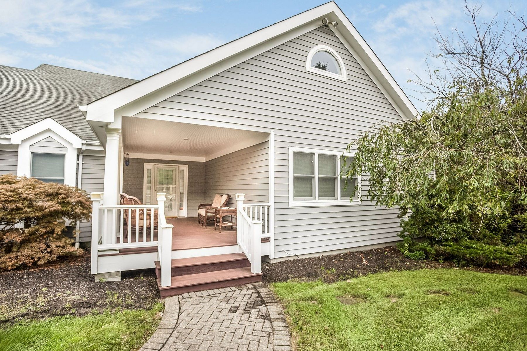 Single Family Homes for Sale at Westhampton 38 S Brushy Neck Ln Westhampton, New York 11977 United States