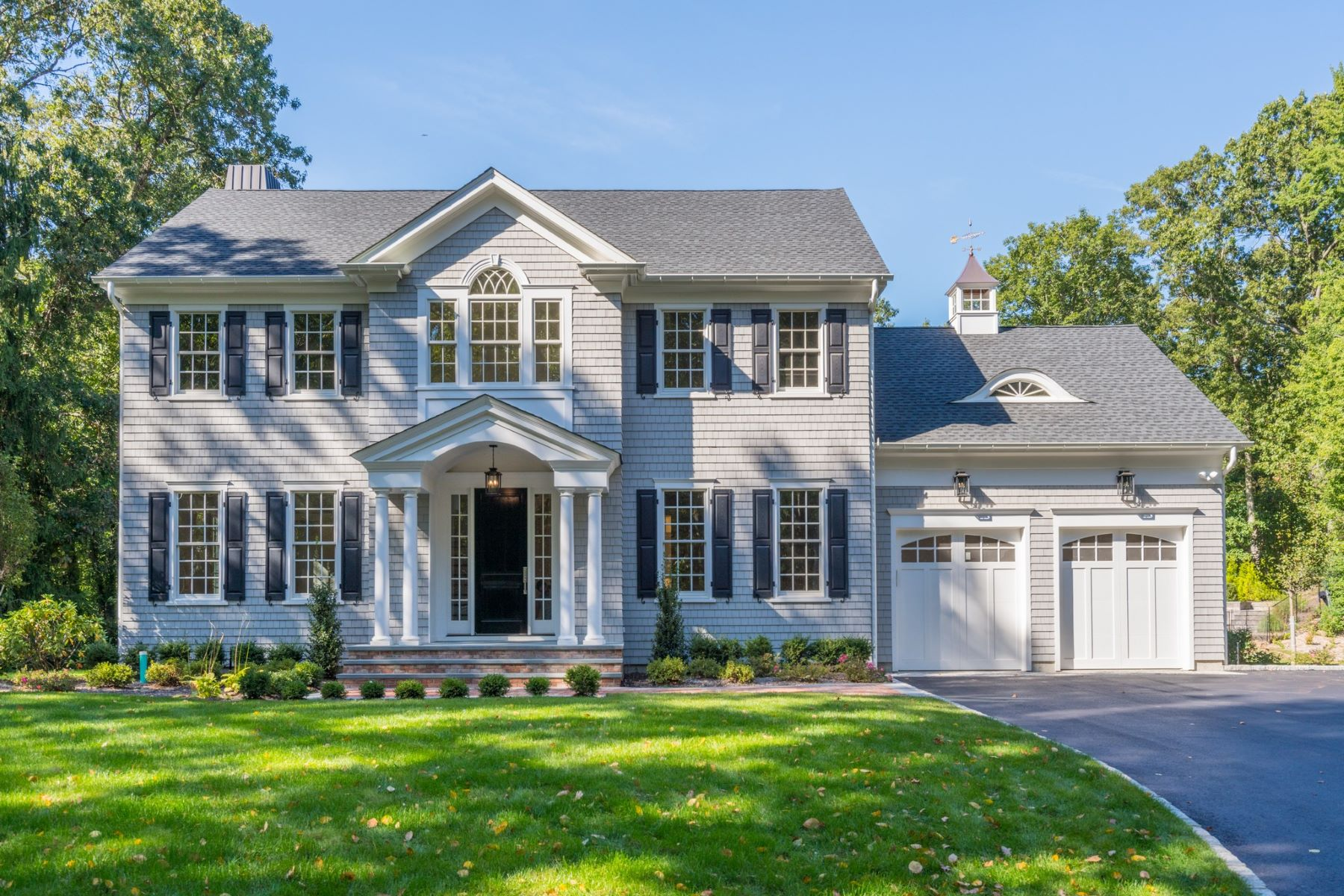 Single Family Homes for Sale at Cold Spring Harbor 74 Wilton Rd Cold Spring Harbor, New York 11724 United States
