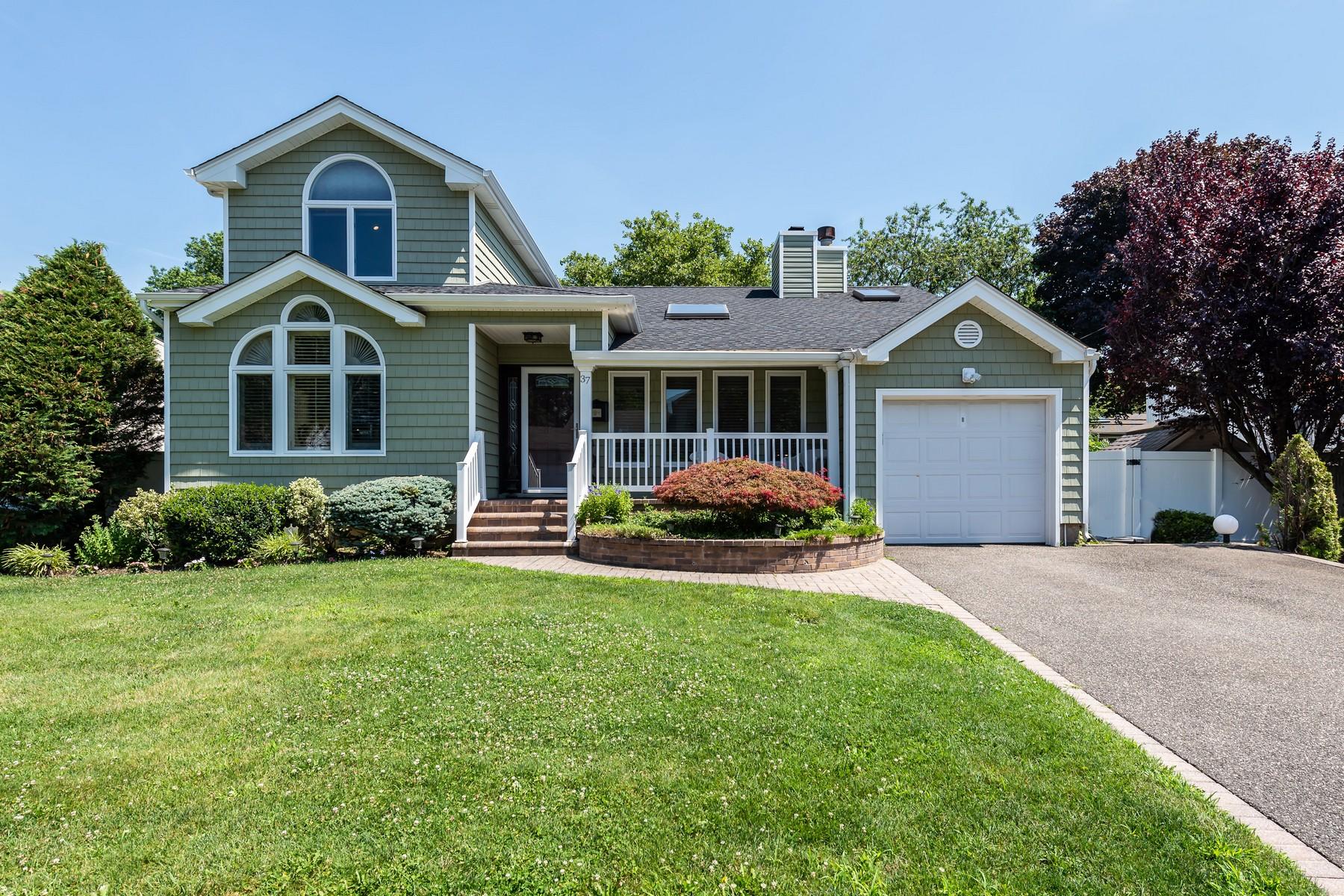 Single Family Homes för Försäljning vid Syosset 37 Elderberry Rd, Syosset, New York 11791 Förenta staterna