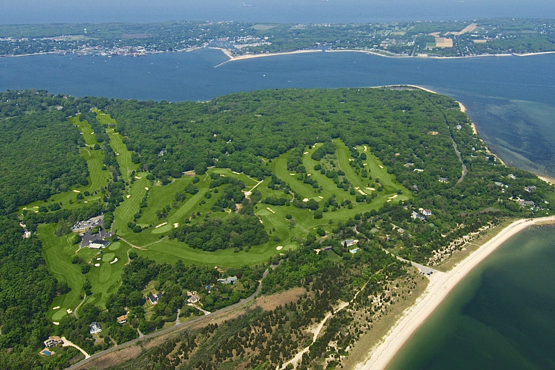 Land for Active at Shelter Island 7 Dering Woods Rd Shelter Island, New York 11964 United States