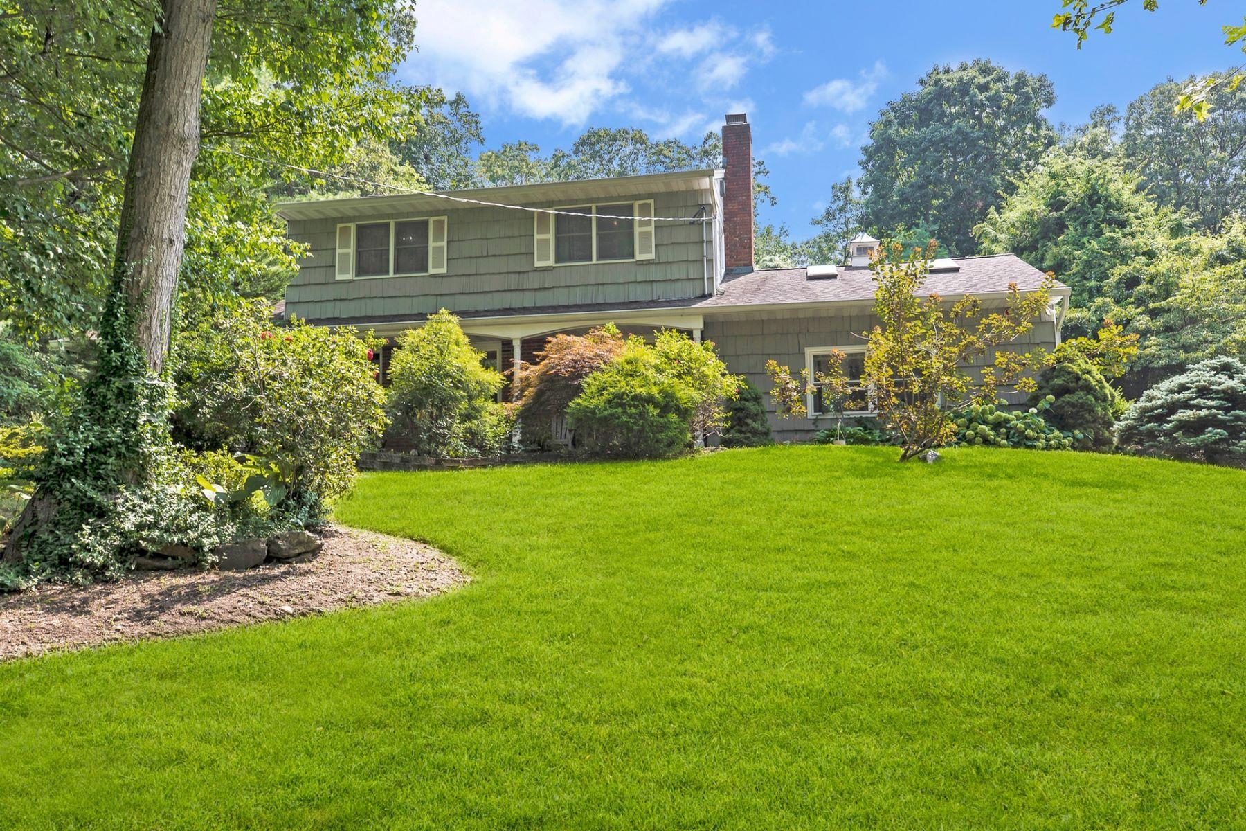 Single Family Homes for Sale at Dix Hills 18 Villanova Ln Dix Hills, New York 11746 United States