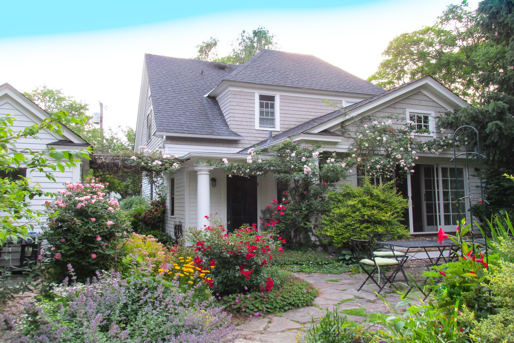 Single Family Homes for Sale at Greenport 318 5th Street Greenport, New York 11944 United States