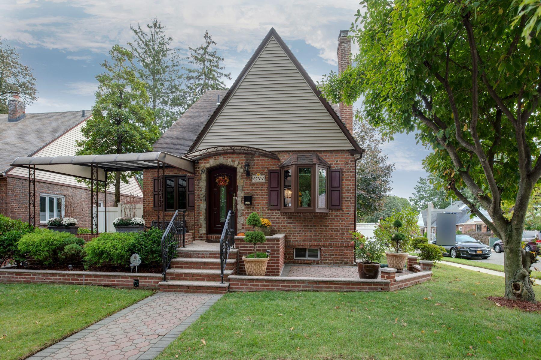 Single Family Homes for Sale at Bellerose Manor 232-04 Union Tpke Bellerose Manor, New York 11427 United States