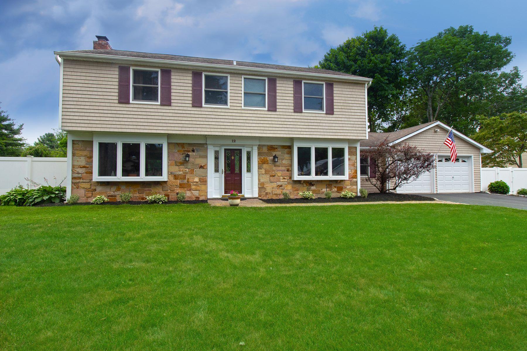 Single Family Homes för Försäljning vid Stony Brook 12 Millbrook Dr, Stony Brook, New York 11790 Förenta staterna