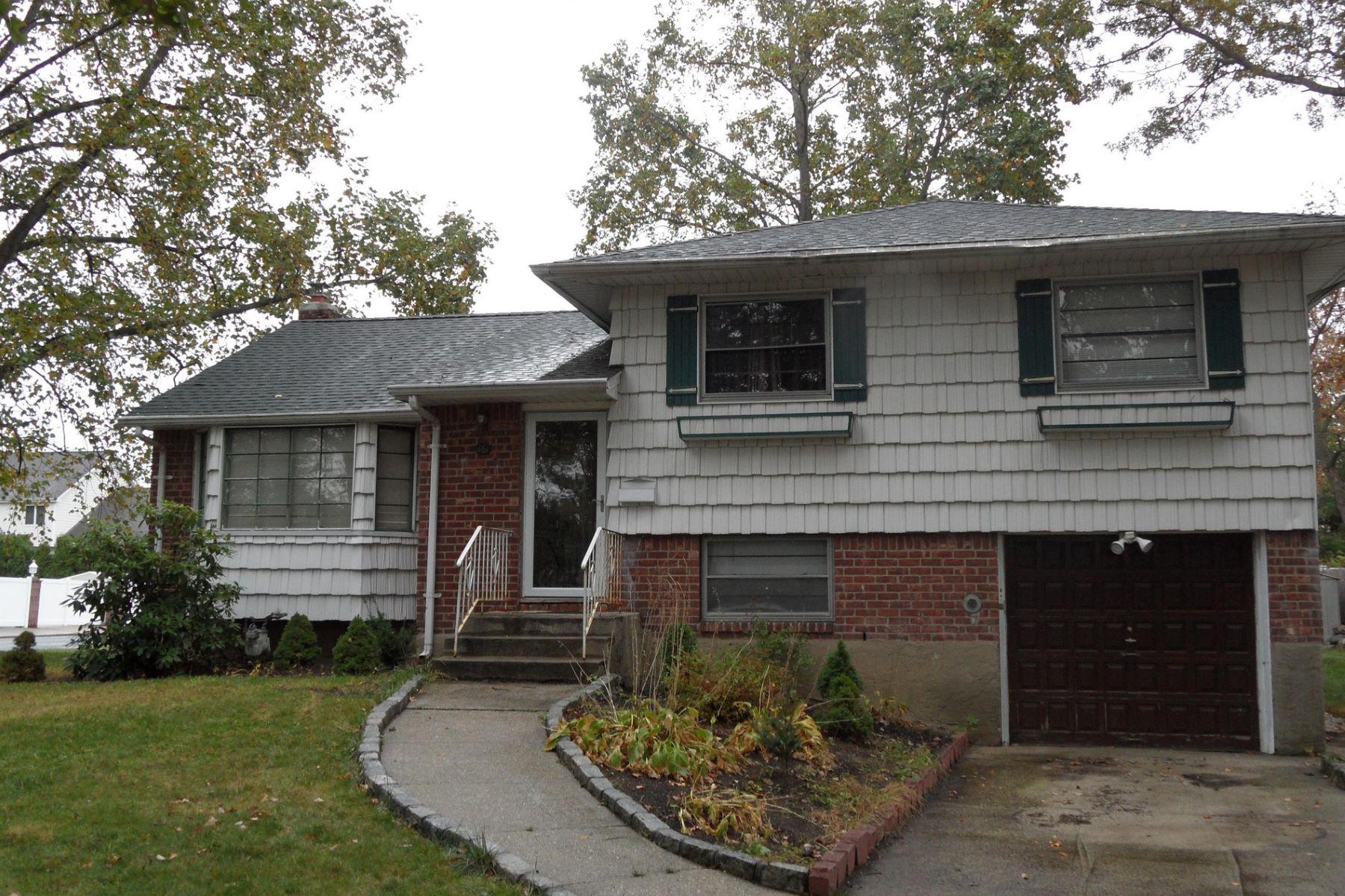 Single Family Homes for Sale at N. Babylon 461 Goodrich Ave North Babylon, New York 11703 United States
