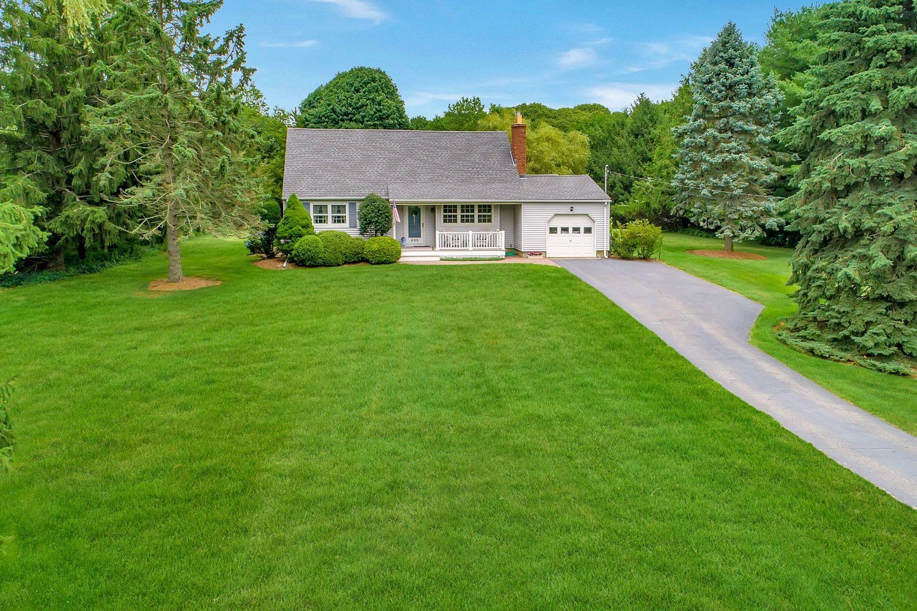 Single Family Homes für Verkauf beim Cutchogue 495 Eugenes Rd, Cutchogue, New York 11935 Vereinigte Staaten