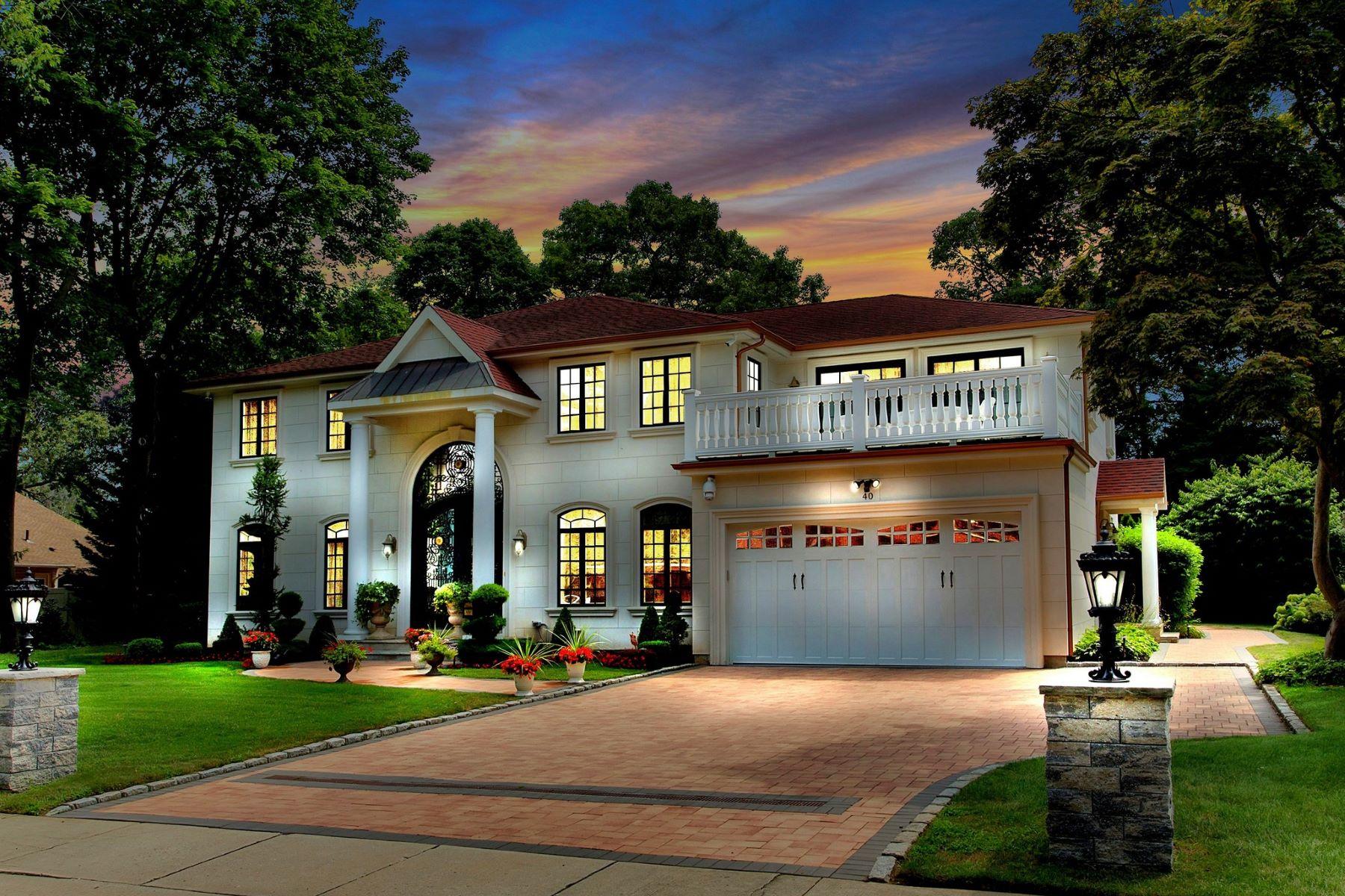 Single Family Homes för Försäljning vid Roslyn Heights 40 Saddle Ln, Roslyn Heights, New York 11577 Förenta staterna
