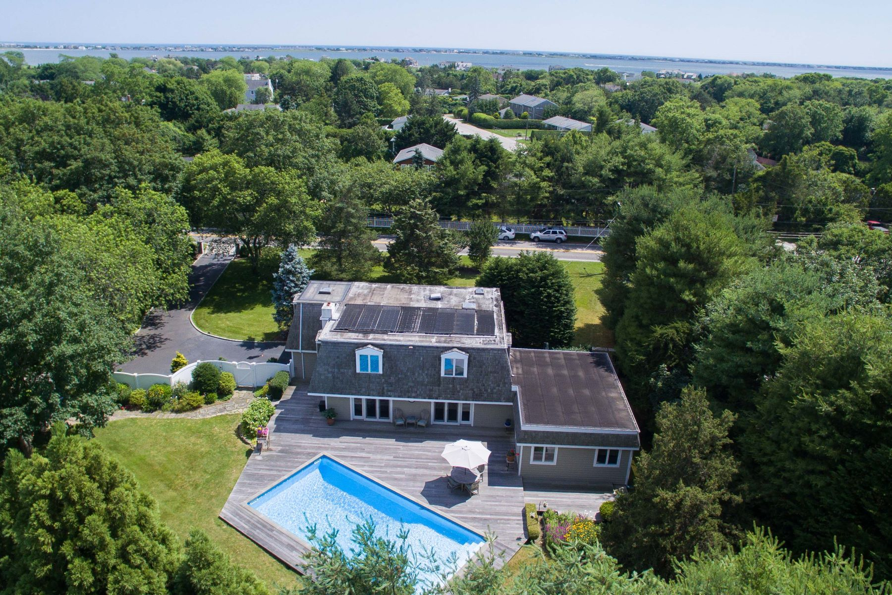 Single Family Homes for Sale at Westhampton 28 South Country Westhampton, New York 11977 United States