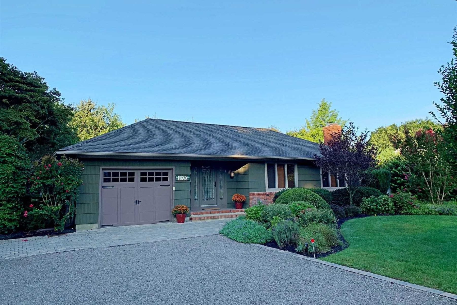 Single Family Homes for Sale at Cutchogue 1920 Harbor Lane Cutchogue, New York 11935 United States