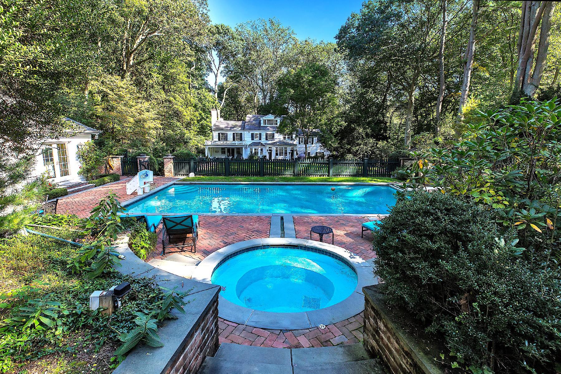 Single Family Homes för Försäljning vid Locust Valley 69 Dogwood Ln, Locust Valley, New York 11560 Förenta staterna