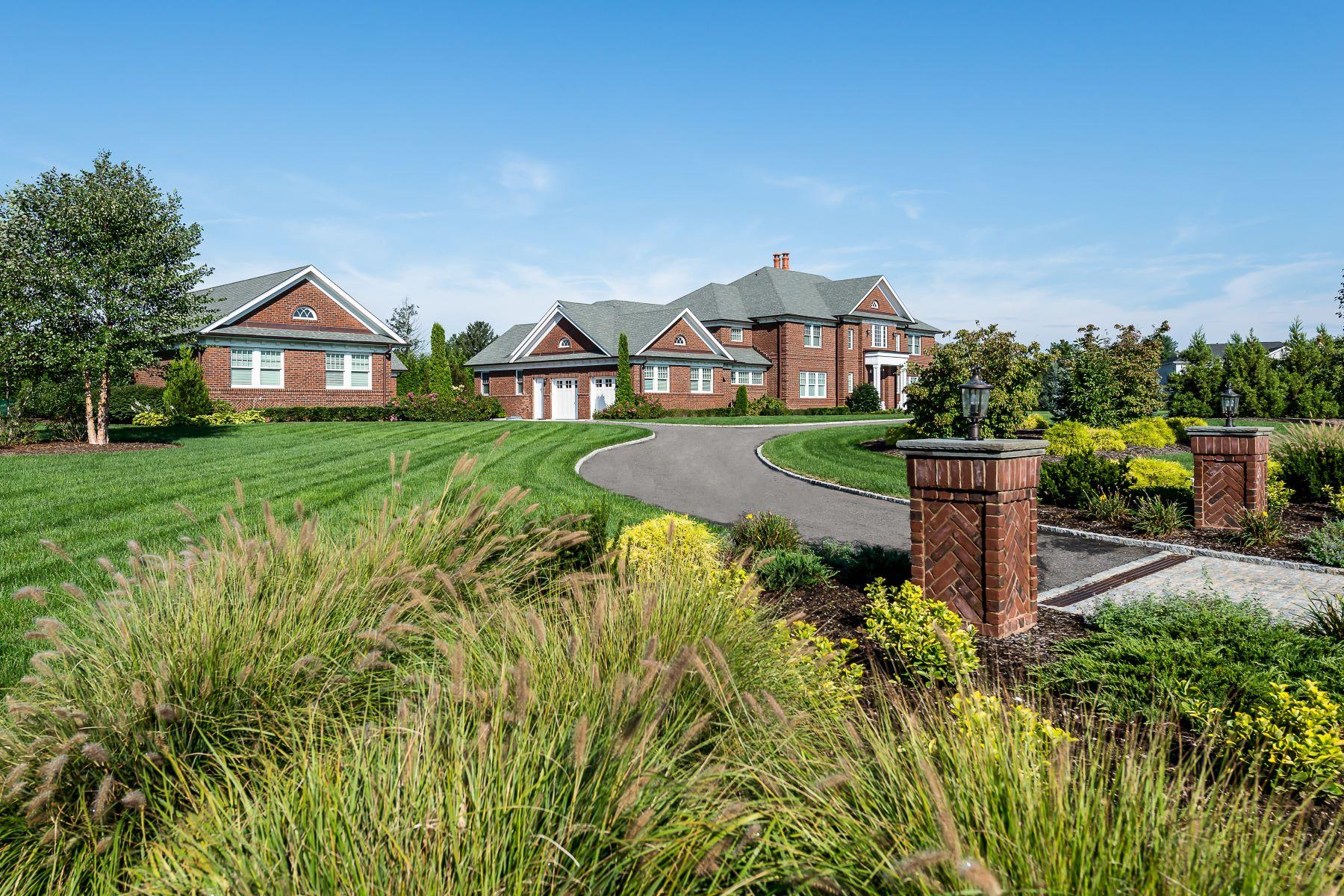 Single Family Homes för Försäljning vid Old Brookville 17 Hickory Dr, Old Brookville, New York 11545 Förenta staterna