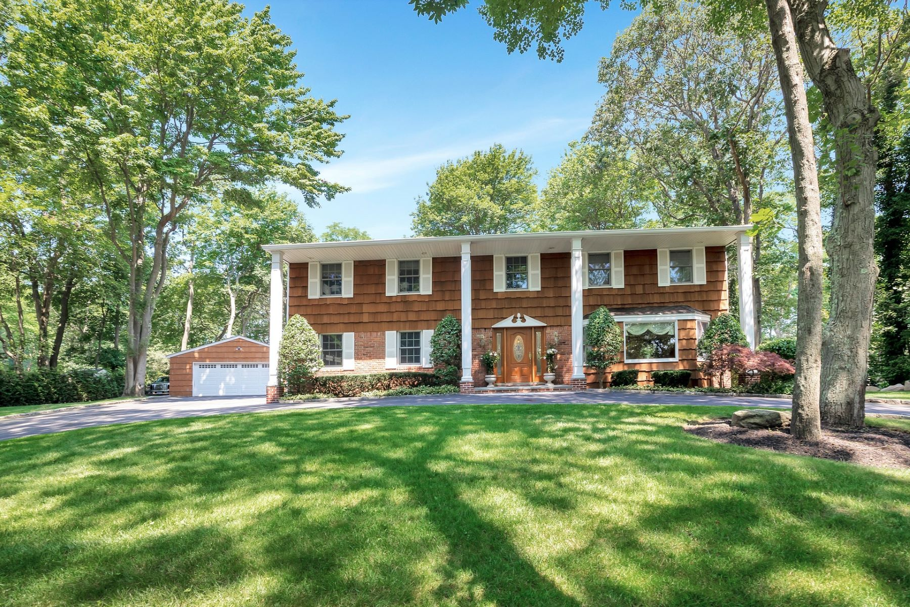 Single Family Homes for Sale at Fort Salonga 11 Pups Path Fort Salonga, New York 11768 United States