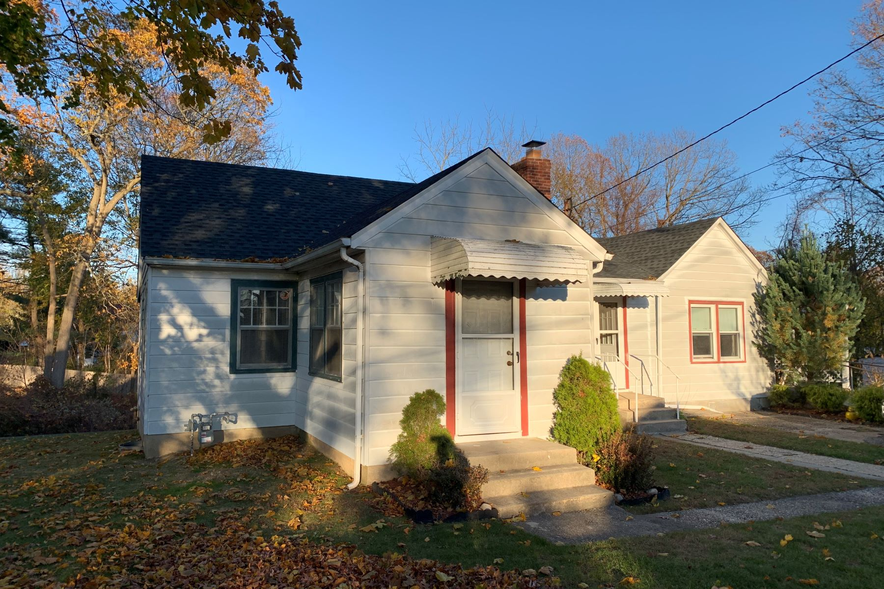 Single Family Homes for Sale at Kings Park 17 Woodland Path Kings Park, New York 11754 United States