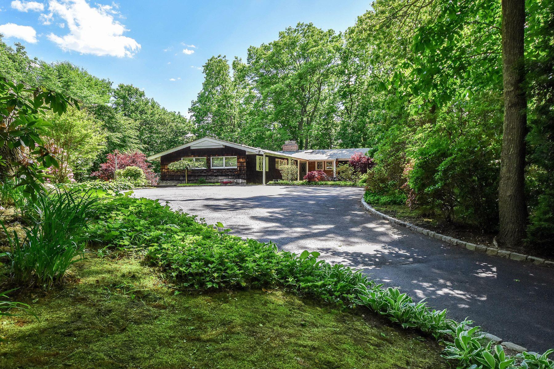 Single Family Homes 為 出售 在 Mill Neck 271 Bridle Path Lane, Mill Neck, 纽约 11765 美國