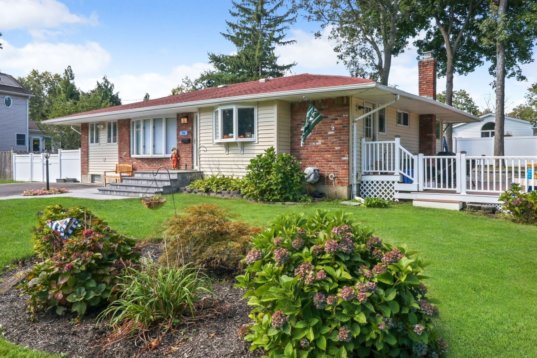 Single Family Homes for Sale at Commack 74 Hedgerow Ln Commack, New York 11725 United States
