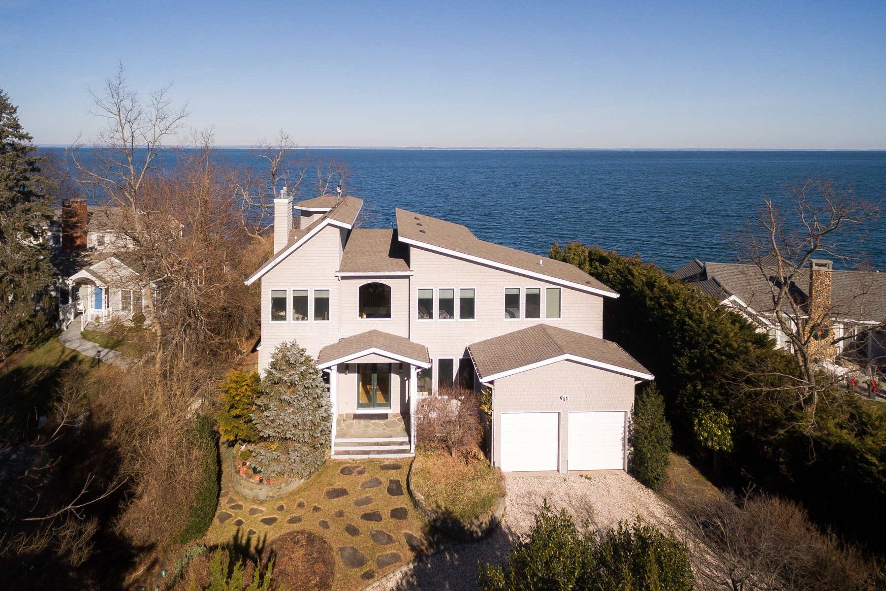 Single Family Homes for Sale at Southold 19625 Soundview Avenue Southold, New York 11971 United States