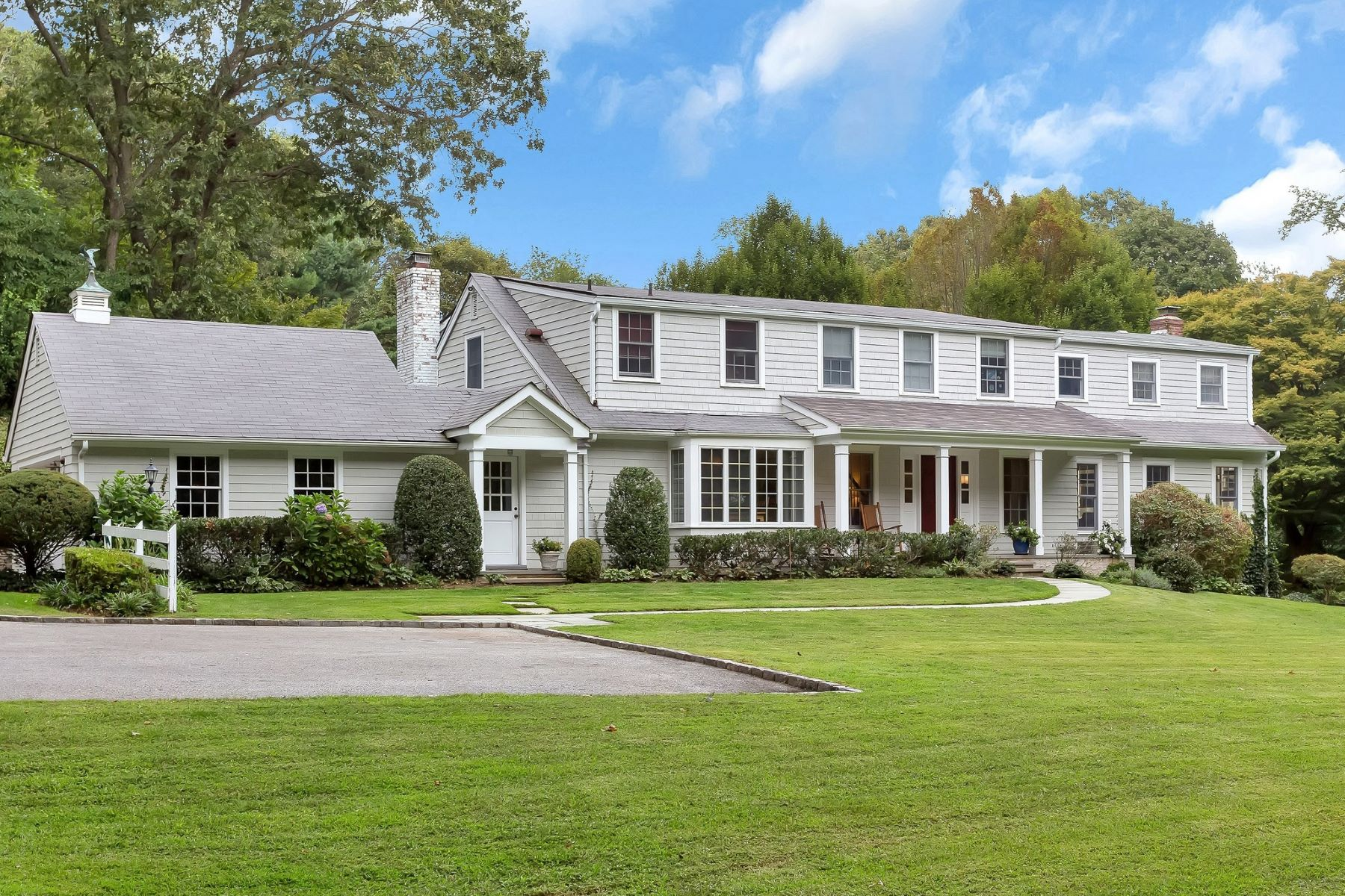Single Family Homes for Active at Matinecock Wellington Rd Matinecock, New York 11560 United States