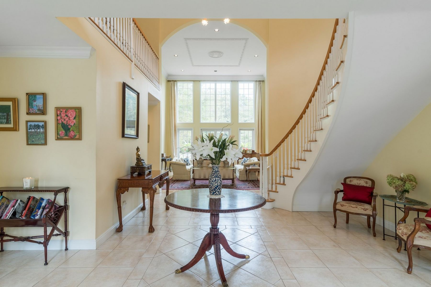 Single Family Homes for Sale at Muttontown 41 Windsor Drive Muttontown, New York 11753 United States